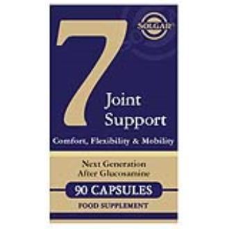 SOLGAR N7 joint support & confort una al dia 90cap