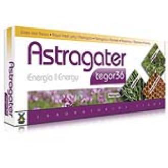 ASTRAGATER TEGOR-36 (jalea real) 10ampollas