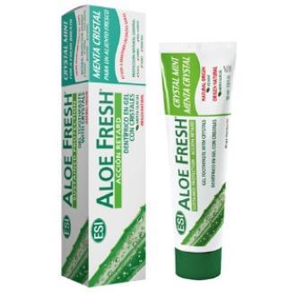 ALOE FRESH GEL MENTA CRISTAL  dentifrico