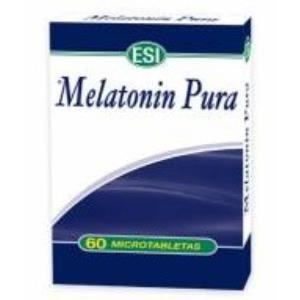 MELATONIN PURA 1mg. 60microtabletas