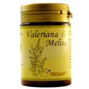 VALERIANA + MELISA 60comp.