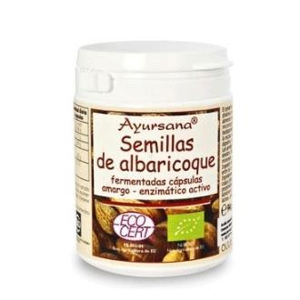 SEMILLAS DE ALBARICOQUE (vit. B17) 160cap.AYURSANA
