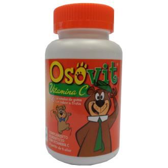 OSOVIT vitamina C 90ositos masticables