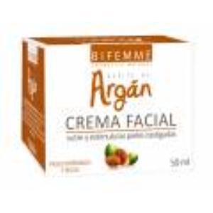 ARGAN crema facial 50ml.