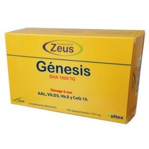 GENESIS DHA TG 1000 omega 3 60cap.